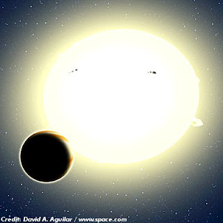 1st Alien Planet Found By NASA's Kepler Spacecraft on New Mission