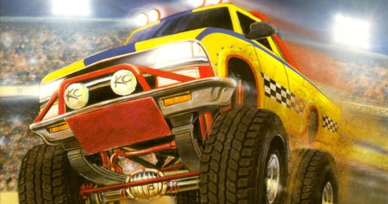 Tough Trucks: Modified Monsters - Full Version Game Download - PcGameFreeTop