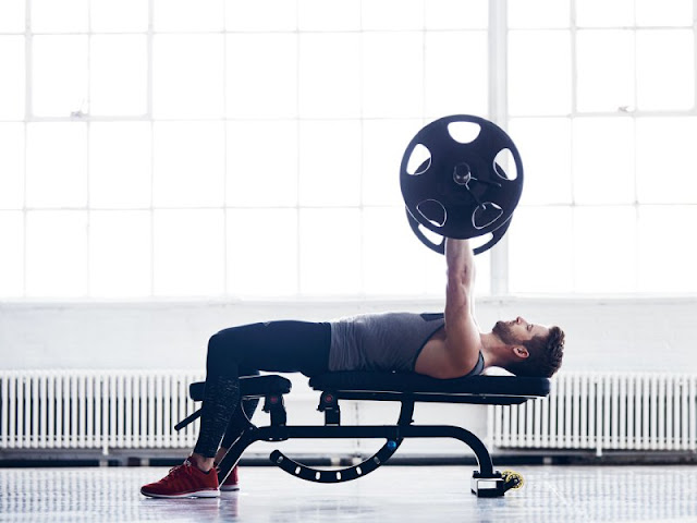 Best Chest Exercises of All Time - 30 Exercise - Speed Bench Press