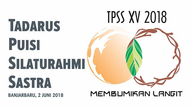Tadarus Puisi dan Silaturahmi Sastra 2018 di Kota Banjarbaru