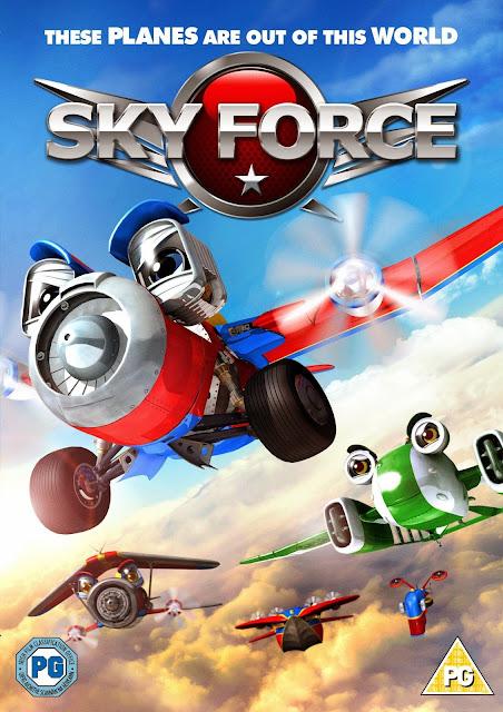 Những Anh Hùng Trên Không (thuyết minh) - Wings: Sky Force Heroes