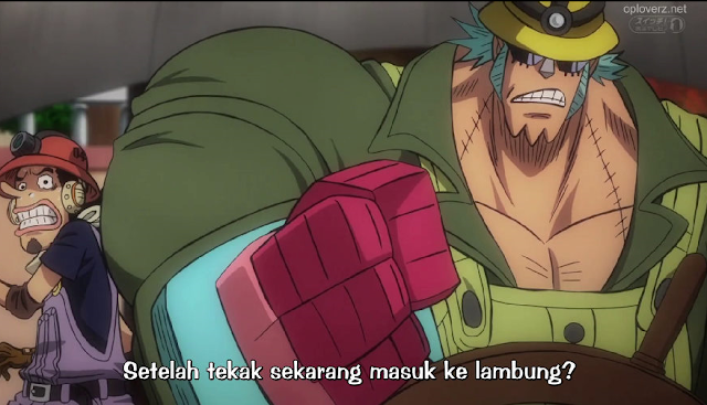 One Piece Episode Special 11 Heart of Gold Subtitle Indonesia