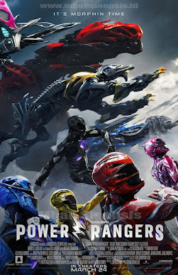 Sinopsis Film Power Rangers 2017