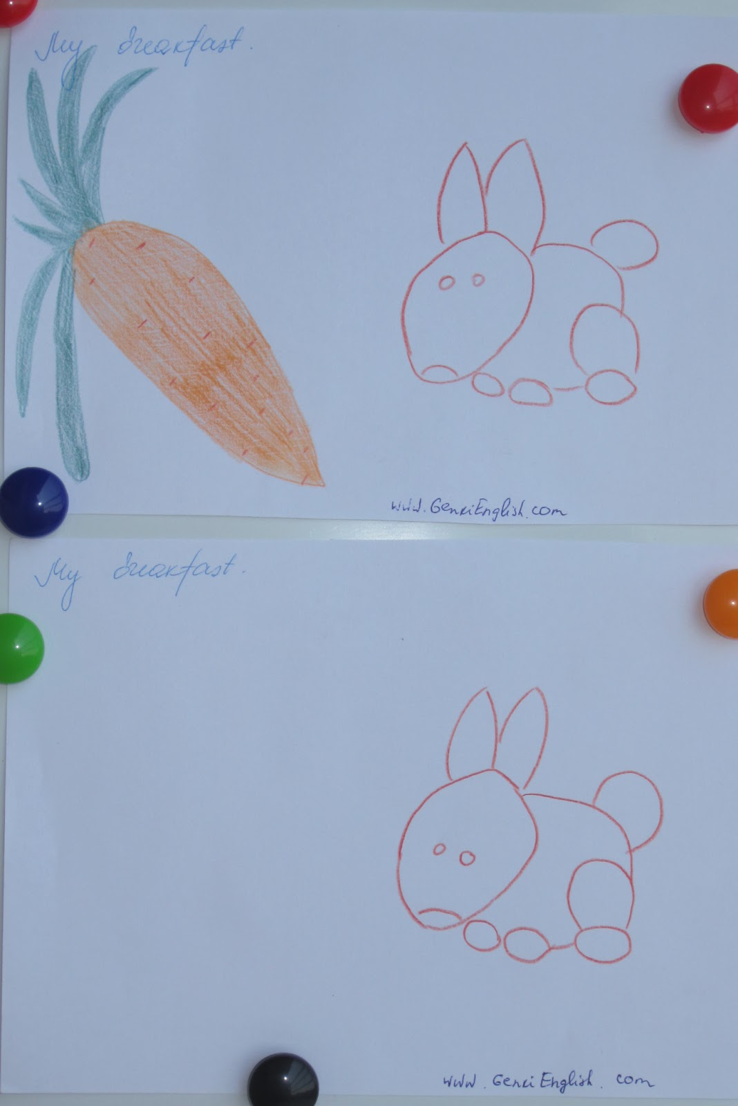English For Pre Schoolers In Latvia Imagination Worksheets