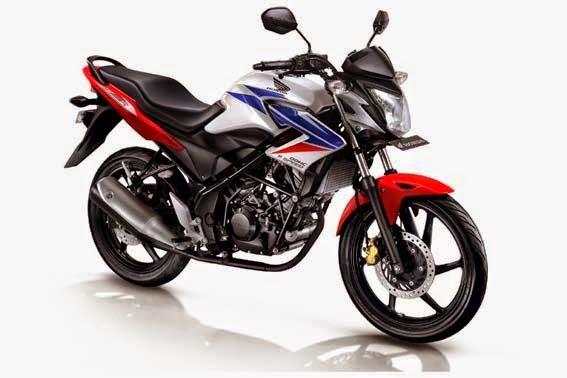 Motor Honda CB150R Streetfire