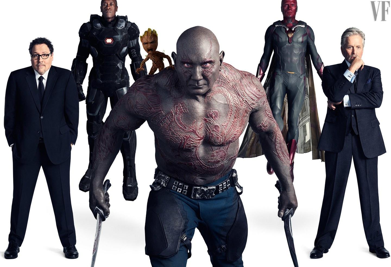 Avengers: Infinity War Teaesr Poster Revealed!