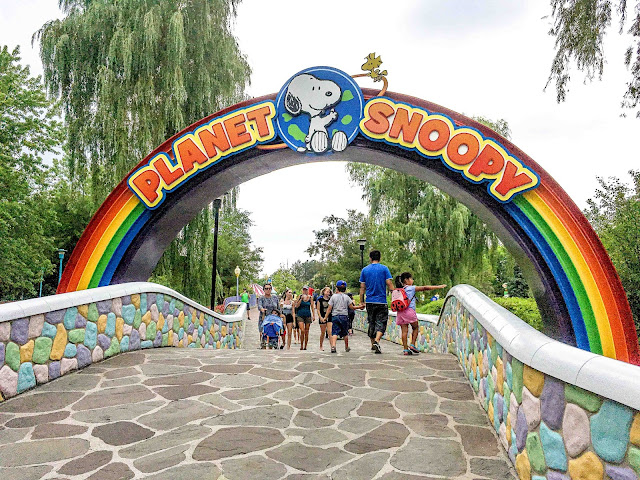 Planet Snoopy Canada's Wonderland