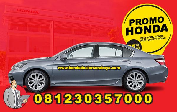 Promo Honda Accord