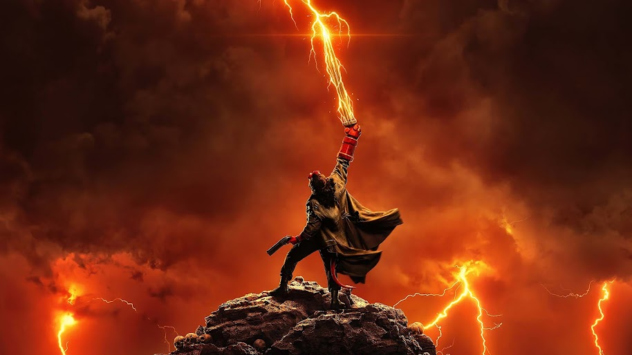 Hellboy Sword 2019 Movie 4k Wallpaper 4