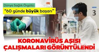 Corona Virüsü Aşısı Bulundu mu?