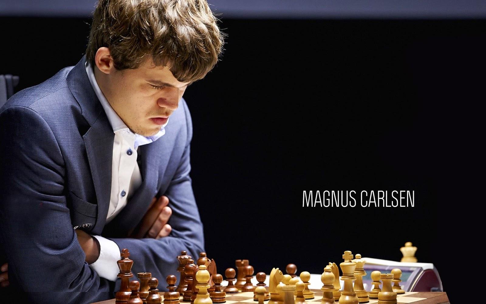 5 Cara menandingi bahkan mengalahkan Magnus Carlsen