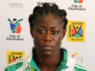 36 year old Super Falcons goalkeeper Precious Dede has retired from the female national football team