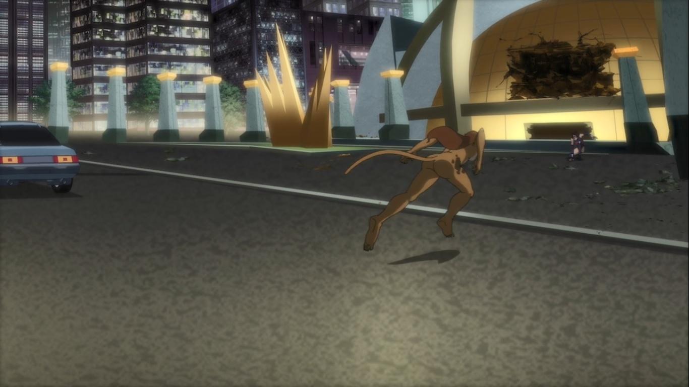 Anime Feet Justice League Vs Teen Titans Cheetah-8073