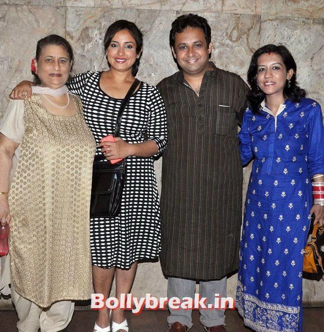 Divya Dutta, Maryam Zakaria at Special Screening ofHawaa Hawaai at Lightbox
