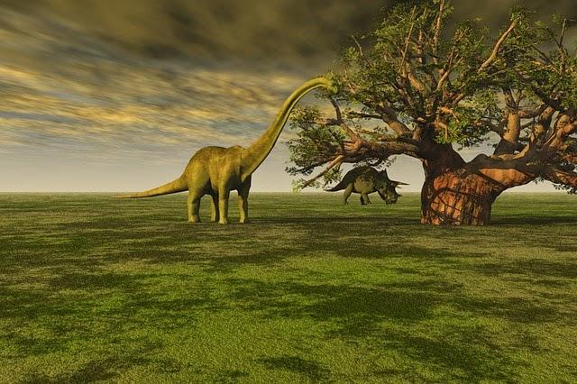 zaman dinosaurus