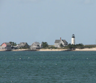 Sandy Neck Lighthouse and Colony