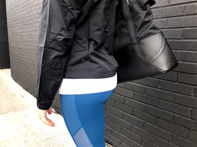 lululemon effortless-jacket