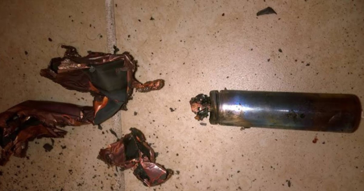 Man loses teeth after e-cigarette blows up in face