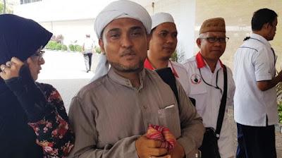 Soal Pizza Hut Jadi Fitsa Hats, Habib Novel sendiri memaklumi kalau Polisi Salah Tulis