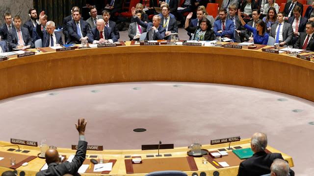 EE.UU., Francia y Reino Unido impulsan en la ONU una nueva investigación sobre armas químicas sirias