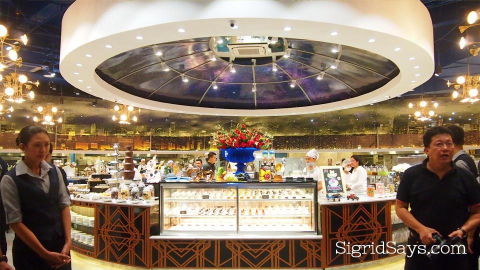 Vikings Luxury Buffet - Vikings Bacolod - Viking Buffet Bacolod - Vikings Buffet - eat all you can restaurant - desserts