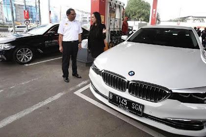 BMW Tunggu Kepastian Pemotongan Pajak Sedan