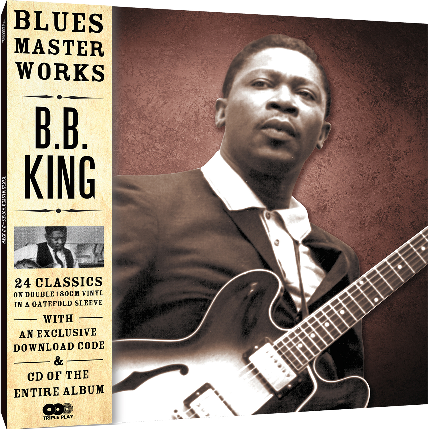 Delta Digital Media B B King Blues Master Works On Vinyl