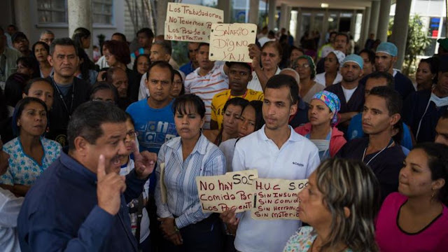 La crisis en Venezuela también afecta a la colonia española