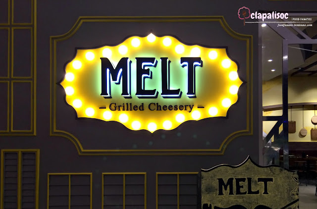 Melt Grilled Cheesery Uptown Place Mall