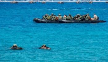 ΗΠΑ-Ελλάδα σε «πρόβα» πολέμου  Κοινή ελληνοαμερικανική άσκηση Ειδικών  Δυνάμεων στη Σούδα 98bcb9fae14