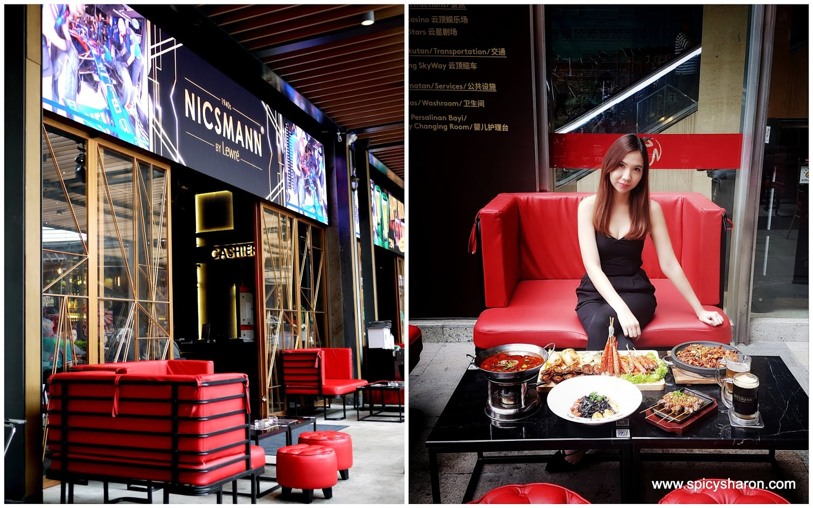 places to eat in genting