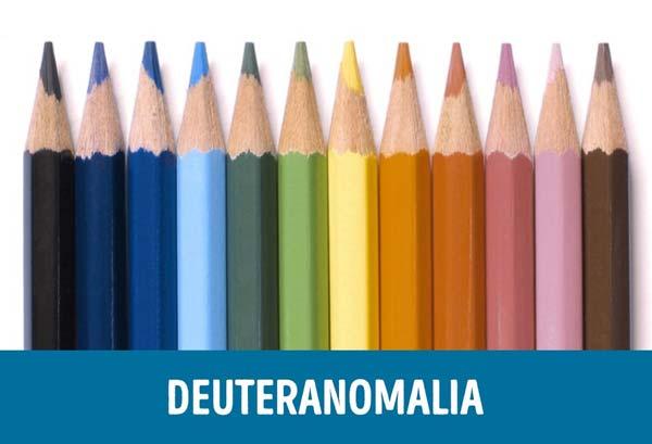 Rabun-Warna-Deuteranomalia