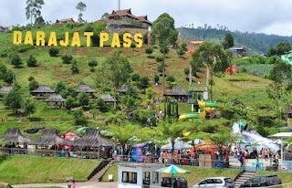 Tempat Wisata Puncak Darajat Garut Jawa Barat