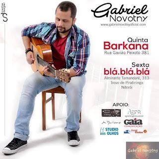 Cantor Gabriel Novotny se Destaca no Sertanejo Carioca