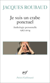 Jacques Roubaud je suis un crabe ponctuel