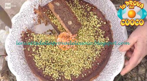 Prova del cuoco - Ingredienti e procedimento della ricetta Torta di cous cous e cioccolato di Anna Moroni