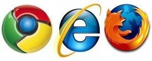 كيفية حفظ المفضلة لمتصفحات (Chrome و Firefox و Edge)