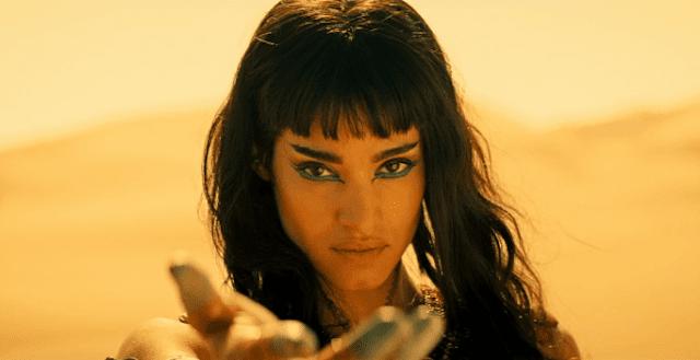 atomic blonde movie review 2017 charlize theron james mcavoy Sofia Boutella