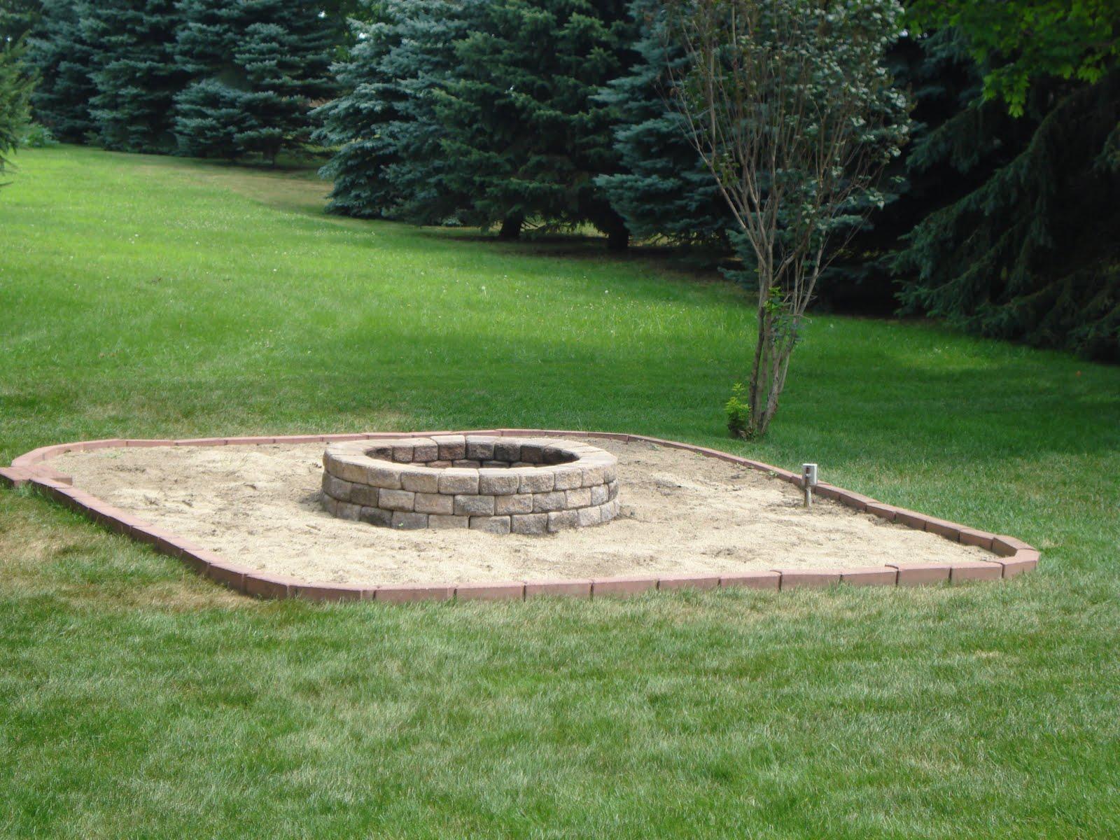 D And B Backyard Fire Pit