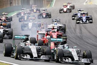 Daftar Tim dan Pembalap F1 Musim 2016