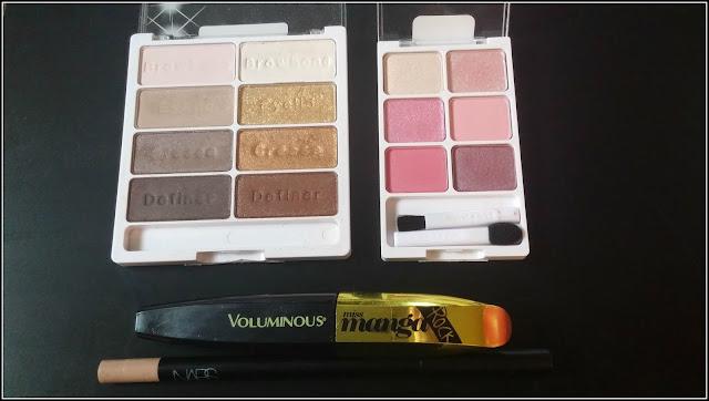 Wet 'n' Wild Eyeshadow Palettes