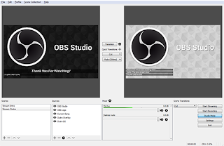 Open Broadcaster Software Studio