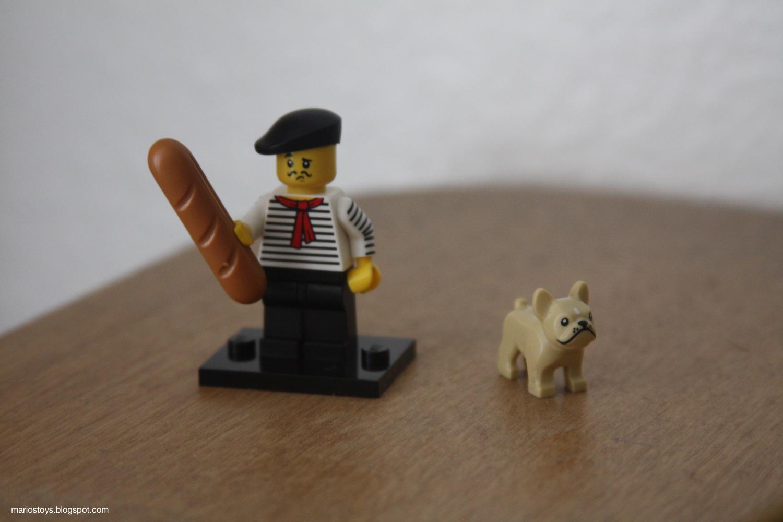 Lego Minifigure Series 17 Connoisseur