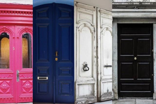τεστ προσωπικότητας με τις τέσσερις πόρτες