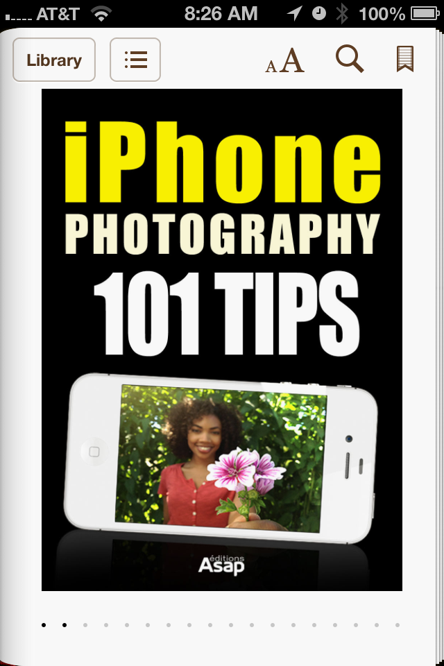 iphone photography tips iphone tutorial and more ibook of the week 06 22 13 1031