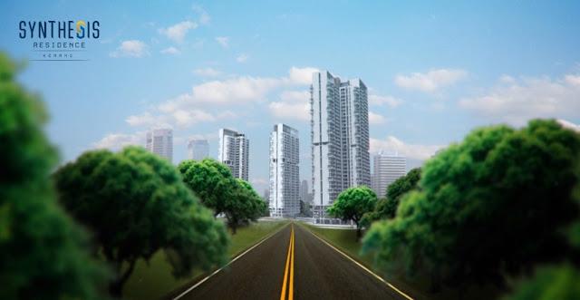 Synthesis Residence Kemang, Apartemen Strategis Jakarta Selatan Bergaya Etnik Jawa