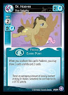 My Little Pony Dr. Hooves, Too Splashy The Crystal Games CCG Card