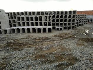 Beli Pagar Panel Beton Precast Bekas Murah Surabaya Timur