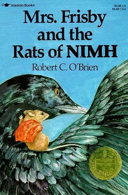 Sinopsis Rats Of NIMH [Plot lengkap Mrs. Frisby and the Rats of NIMH]
