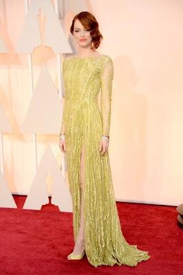 Emma Watson Oscars 2015
